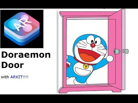 Creating a magic Doraemon door with Apple ARKit  sc 1 st  YouTube & Creating a magic Doraemon door with Apple ARKit - YouTube pezcame.com