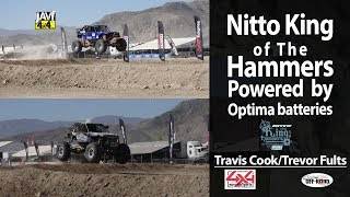 King of The Hammers 2018 #4440 Travis Cook #4403 Trevor Fults