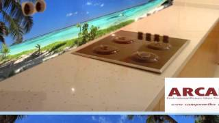 3D MUTFAK TEZGAH ARASI CAM PANELLER (Cam-Pan)
