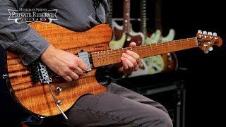 Ernie Ball Music Man BFR Koa Top Axis Electric Guitar