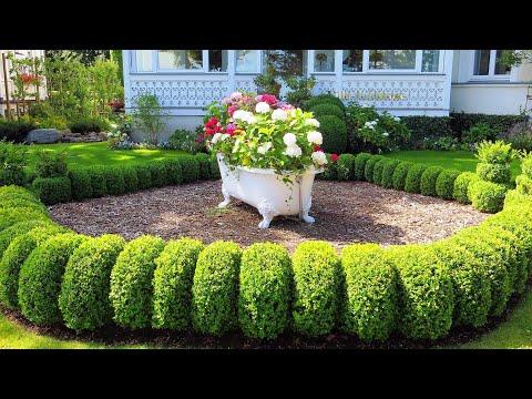 67 Великолепных идей для ландшафтного дизайна / Great Ideas For The Garden / A - Video