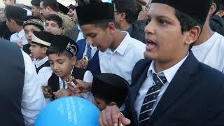 Special Moment with Hazrat Khalifatul Masih (aba)