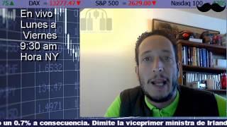 Punto 9 - Noticias Forex del 29 de Noviembre del 2017