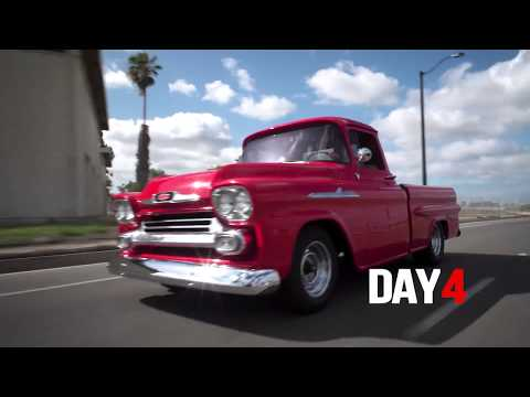 Hot Rod Week To Wicked - STA-BIL Apache Fleetside - Day 4 Recap