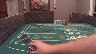 How to Play Craps and Win Part 1: Beginner Intro To the Game of Craps
