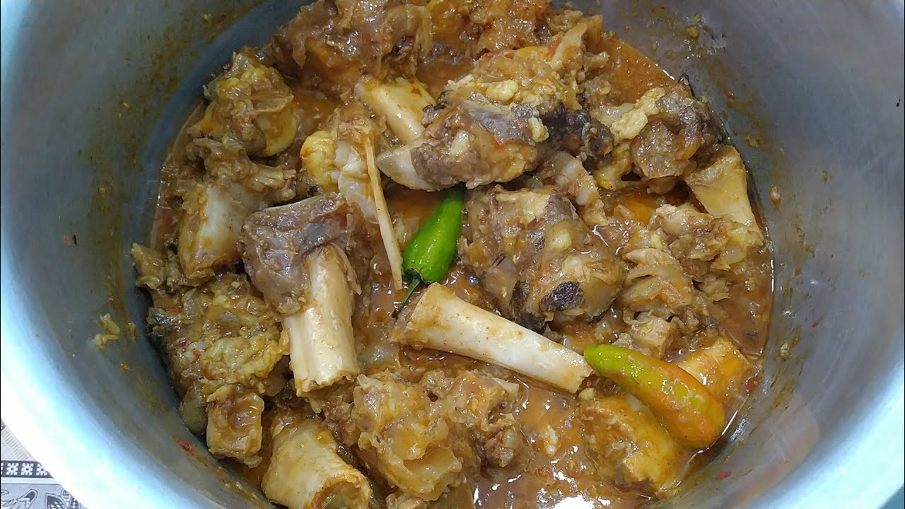 Beef Paye Recipe | Bare Ke Paye Easy Recipe | Grandma Style | Faria Ali | Kitchen With Faria
