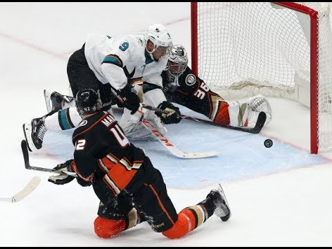 Top NHL Pick San Jose Sharks vs Anaheim Ducks Stanley Cup Playoffs 4/14/18 Hockey
