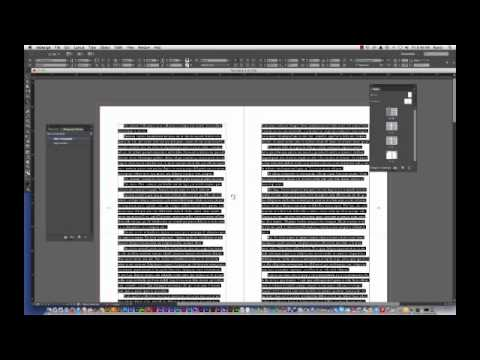 Download Building Chapters for an indb InDesign file.