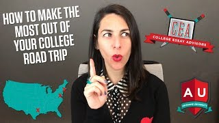 How to Make the Most out of Your College Visit  | College Essay Advisors