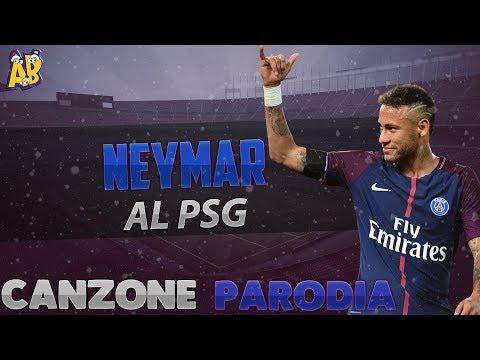 Canzone Neymar al PSG - (Parodia) Giorgio Vanni - Dragon Ball Super