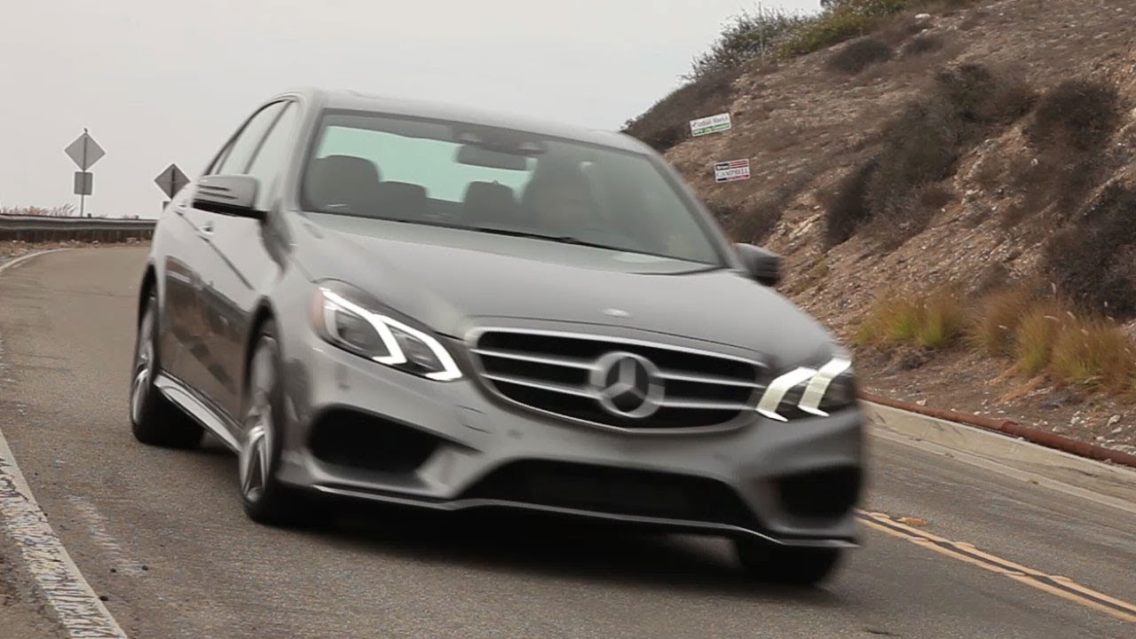2014 mercedes benz e550 4matic review test drive youtube for Mercedes benz e550 4matic