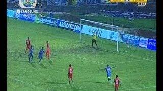 Arema Vs Persija 1-0 @ InterIsland Cup - 13 Januari 2014 [HD]