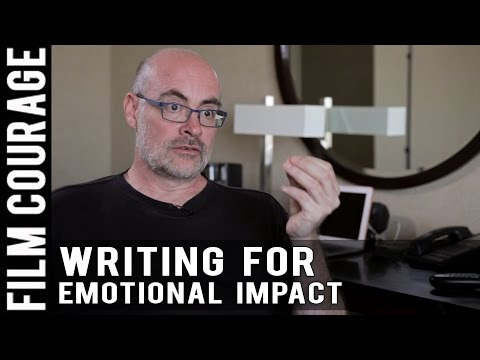 Writing For Emotional Impact - Karl Iglesias [FULL INTERVIEW]