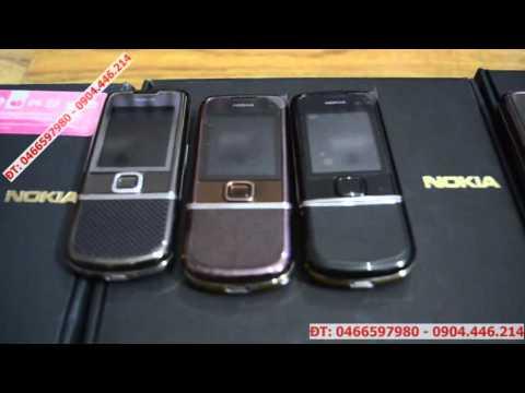 Mr Tiệp chuyên bán Nokia 8800 Sapphire Arte, Nokia 8800 Carbon Arte, Nokia 8800 Gold Arte