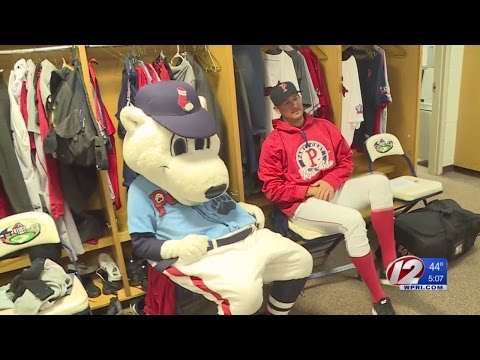 PawSox Prepare For Another Season