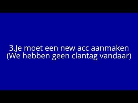 Join De Clan  Dutch