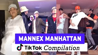 Mannex Manhattan TikTok Compilation