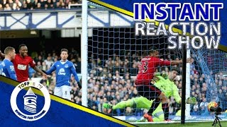 The Return Of The Fume | Instant Match Reaction | Everton 0-1 West Brom