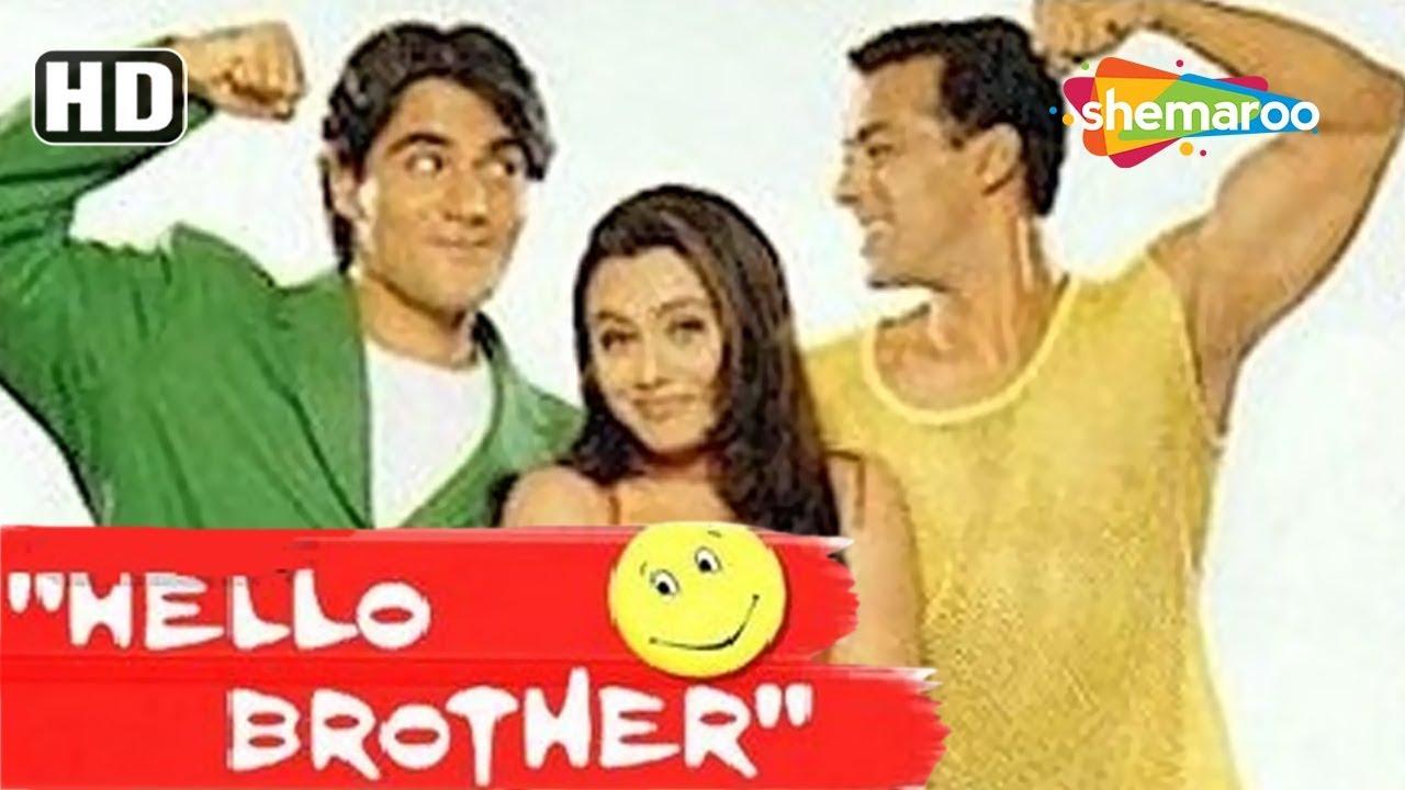 Download Hello Brother [1999] Salman Khan - Rani Mukerji - Arbaz Khan - Best 90's Hindi Comedy Movie