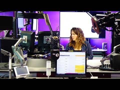 Behind the scenes of the Radio 1 Breakfast Show with producer Fiona