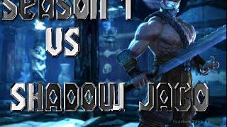 Killer Instinct: Season 1 Vs Shadow Jago(Boss) Montage