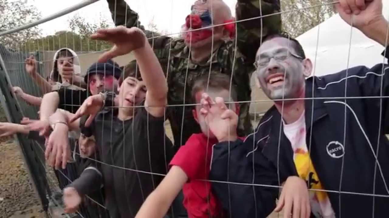 Kids vs Zombies - YouTube