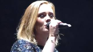 Adele - Someone Like You and Fire to the Rain
