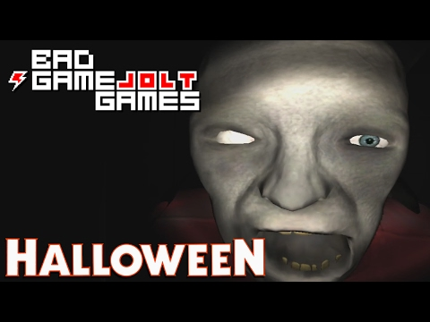 Bad GameJolt Games - #3 - HALLOWEEN 2016 SPECIAL