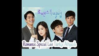 [Türkçe Altyazılı] Romance Special Law 3.  Bölüm