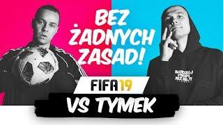 z LAZIO RZYM do polskiej A KLASY! | FIFA 19 VS TYMEK