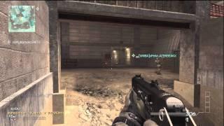 MW3: 47-1 Online Infected MOAB (PP90M1 V Knife)