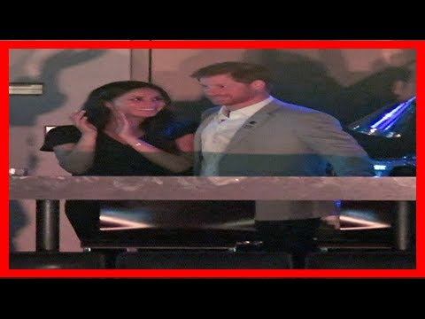 Breaking News | 10 best royal family pda moments - meghan markle & prince harry kiss caught on came