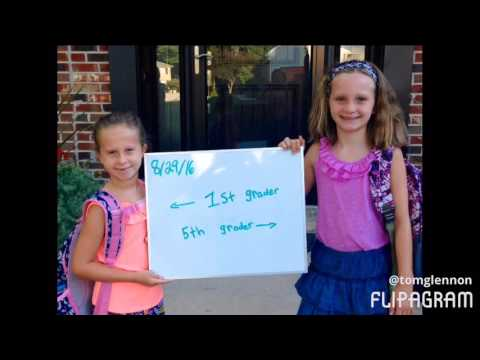 Linden Hill 1st Day of School Pics 16-17