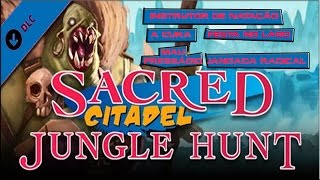 SACRED CITADEL, 5 CONQUISTAS DLC  Jungle Hunt (ATO 5)