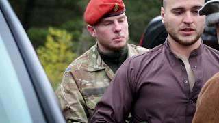 Militærpoliti træner til mission i Afghanistan