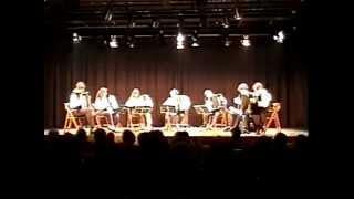 GALLITO- Pasodoble (Santiago Lope). Escuela de Acordeón Javier Torres.Grupo Septium.