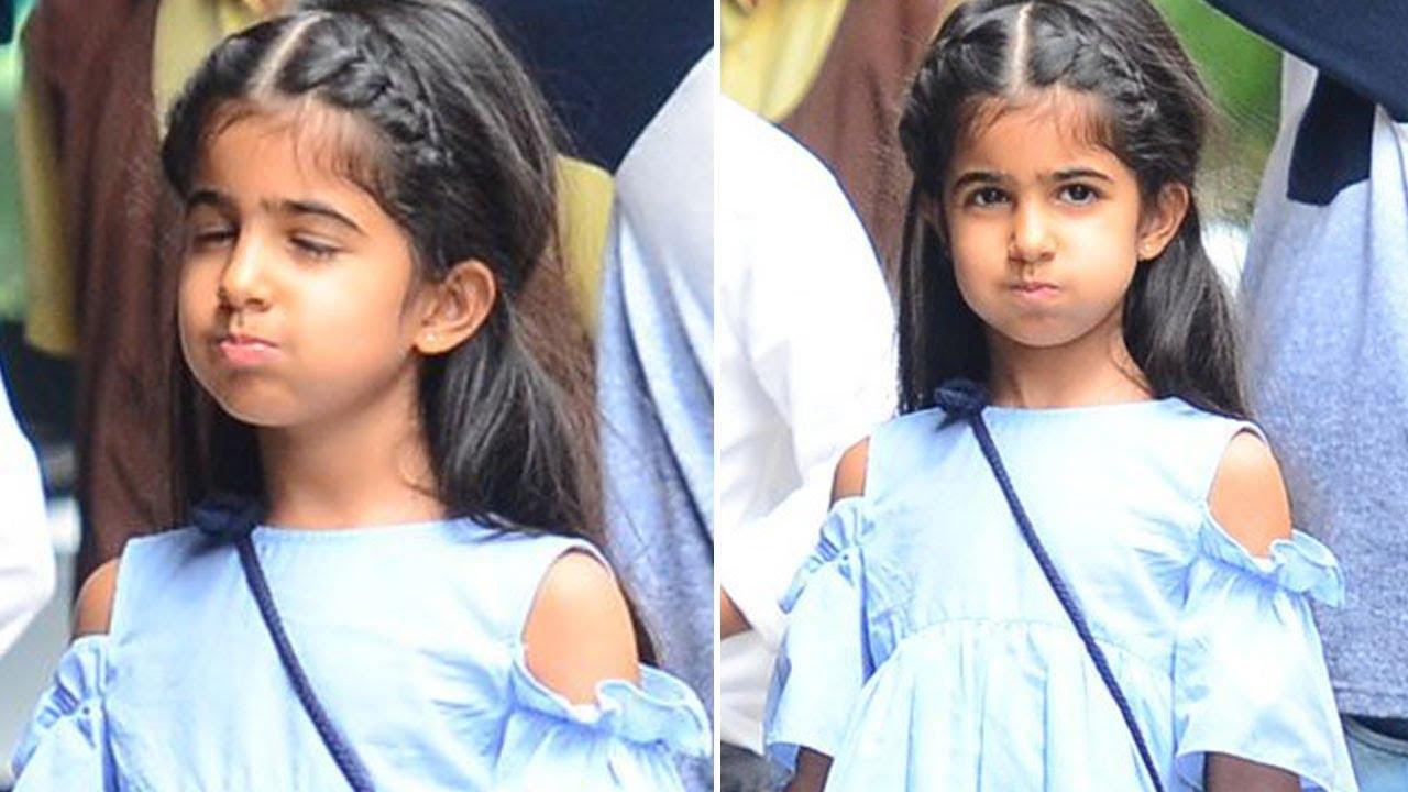 Akshay Kumar's Daughter Nitara's Cutest CANDID Expressions ...