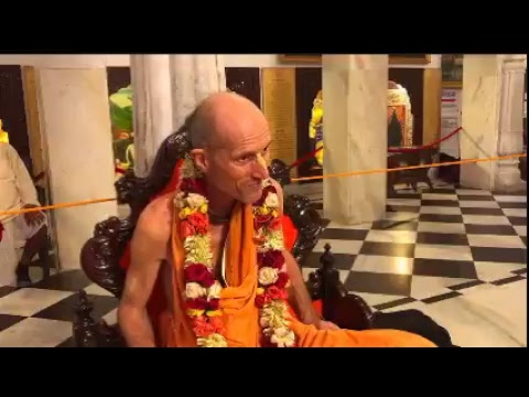 BG Lecture  by HH Bhakti Vikasa Swami (Hindi)