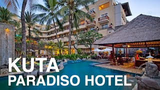 KUTA PARADISO HOTEL BALI | ROOM TOUR AND IMPRESSIONS