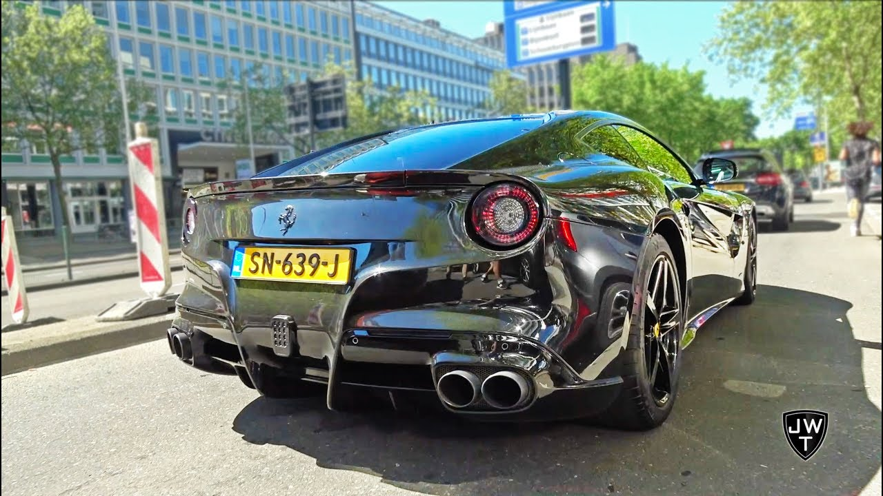 One Day of Carspotting in Rotterdam! - NOVITEC F12, GTC4 Lusso, AMG GT-R, M4 Carbon Edition & Mo