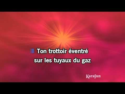 Karaoké Toulouse - Claude Nougaro *