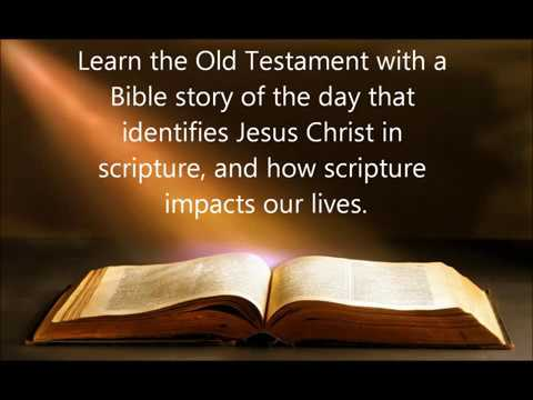 Bible Story for the Day Exodus 32