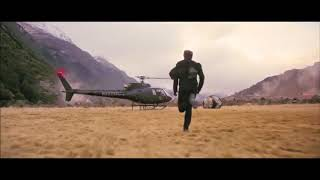 MISSION IMPOSSIBLE 6 FALLOUT Helicopter Chase Scene glimpse