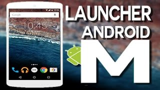 launcher android m wallpaper para android