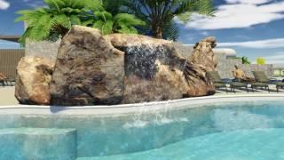Visite 3D de l'espace aquatique du camping le Bois Joly