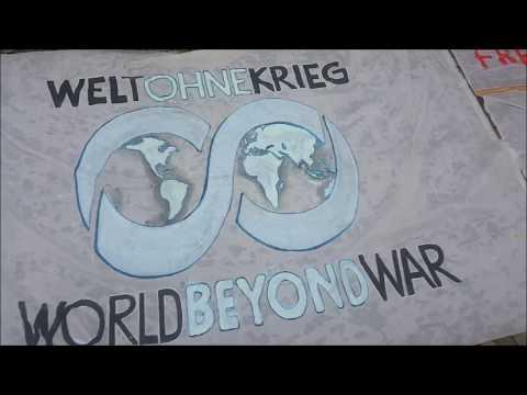 Protest gegen US-Aggression #Berlin Internationale Solidarität 4. Januar.2020 #Antiwarberlin