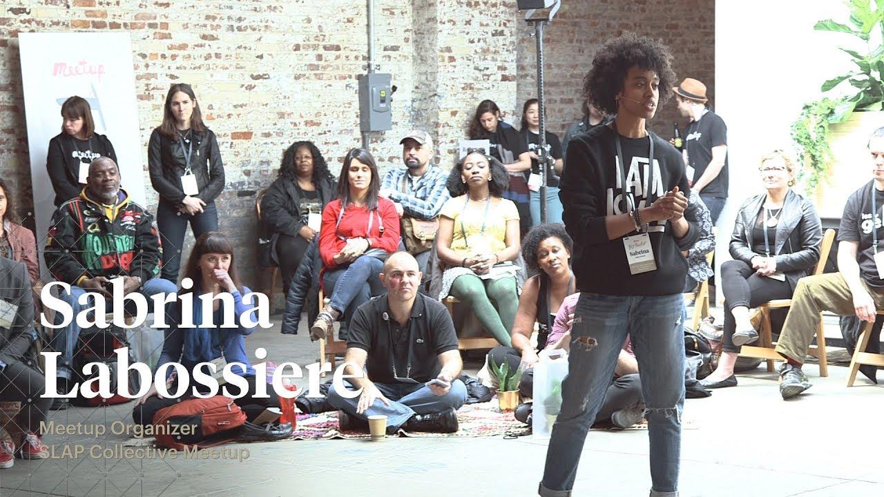 Meetup Togetherfest 2018   Sabrina Labossiere