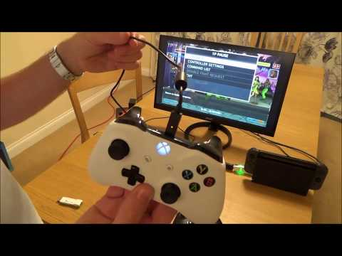 PART 4 Connecting Various Gamepads on the Nintendo Switch