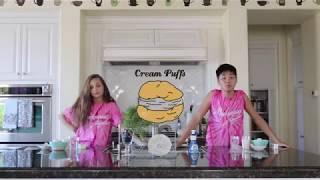 Cream Puff Battle w Maddie