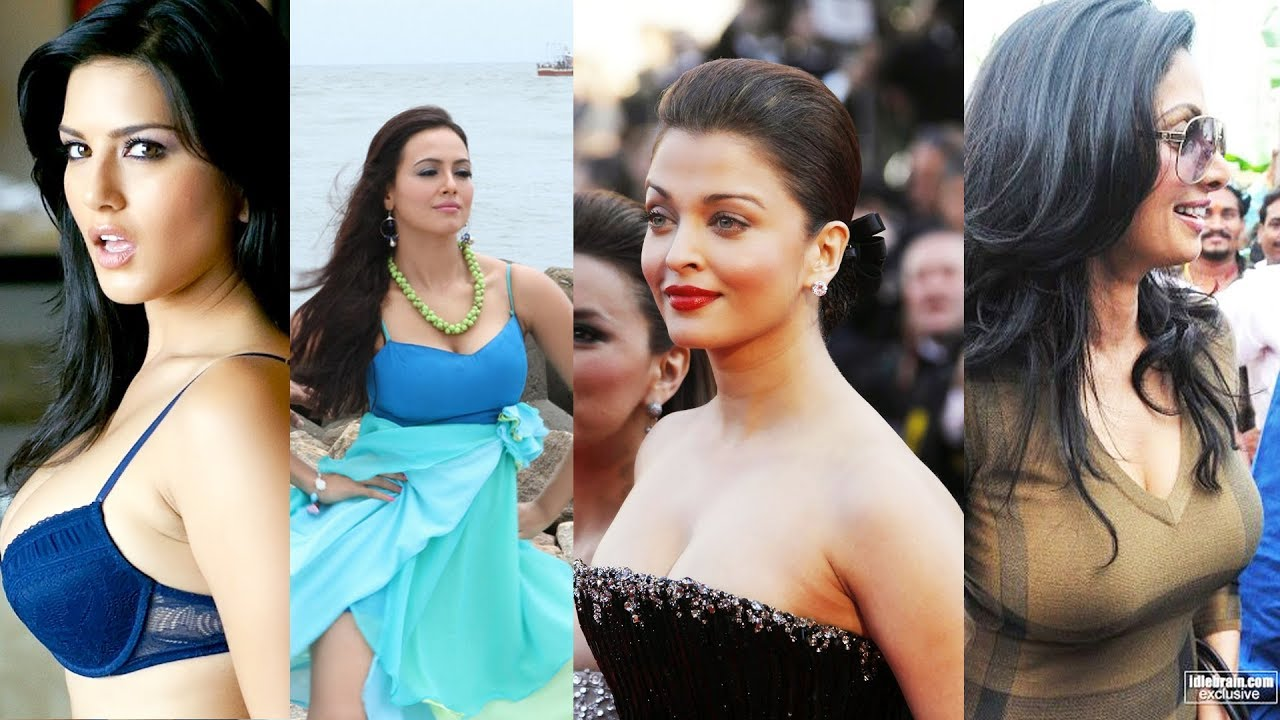 Who has the huge and hot boobs in bollywood